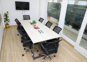 Compare coworking space in delhi