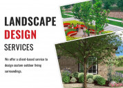 Top landscape design services in lahore