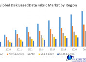 Global disk based data fabric market- forecast and