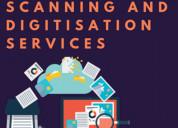 Documents digitization services provider