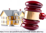 Best real estate attorney in usa