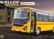 Hyderabad force vehicles - bus | traveller | trax.
