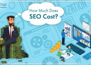 How much does it cost for seo services?