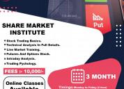 Stock market institute | stock analysis | online