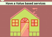 Have a value based services