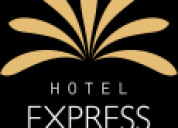 4-star budget hotels in vadodara : hotel express t