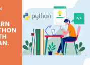 Learn python with zuan