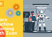Learn machine learning with zuan
