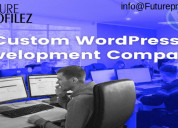 About our wordpress development company india