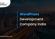 Wordpress development company india – future profi