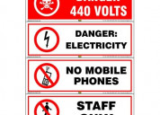 If you need any customized safety signs for office