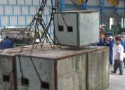 Crane load test