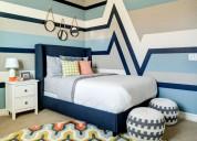 Popular teenager bedroom designs