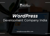 A leading enterprise wordpress development company