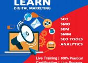 Online digital marketing corporate training