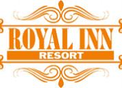 Royal inn resort – best banquet hall in patna