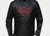 Batman vs superman dawn of justice black leather j