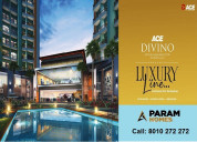 Ace divino residential property in greater noida