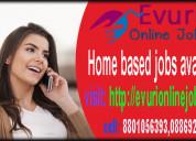 Home based freelancer part time jobs