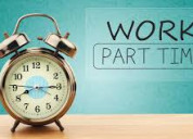 Work from home available- vacancies