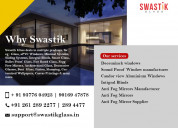 Upvc and minimal systems manufacturer in surat