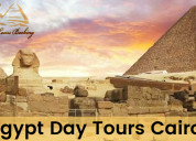 """visit egypt, a place that's full of mysteries, me"