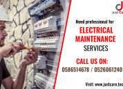 Looking for a electrician in dubai ? electrical