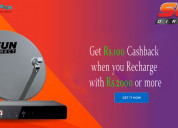 Get rs.100 cashback when you recharge with rs.2000