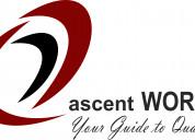 Ascent world conformity advisors pvt ltd