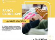 Fancy clone app development omninos solution
