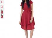 Shop knee length dress amazon online