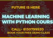 Machine learning training in gurgaon