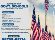 Work in usa | universal dreams