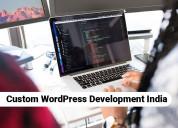 The best wordpress development company india