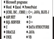 Logic computer education offers c,c++,asp.net,c# s