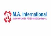 Metalloys international manufacturer and supplier