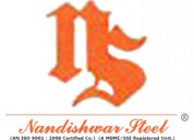 Nandishwar steel manufacturing in india