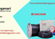 Anchor wire & cables suppliers india - 09773900325