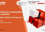 Best oracle training course - become expert in oracle language