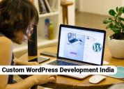 We are wordpress development company in india