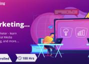 Best digital marketing training course in fbd