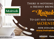 Order tea online - kadha chai, cardamom, ginger, s