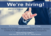 Job offers s