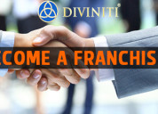 Explore new business opportunity with diviniti