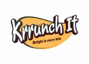 Krrunchit : buy healthy snacks online