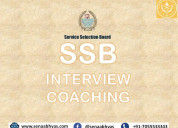 Join the best rated ssb interview coaching