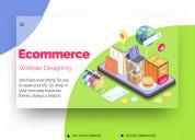 E-commerce wesite design