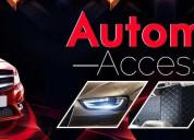 Buy best auto accessories in india