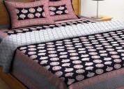 Shop bedroom bedding sets online in india