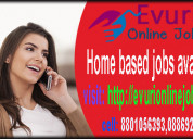 Best freelance home based part time computer jobs